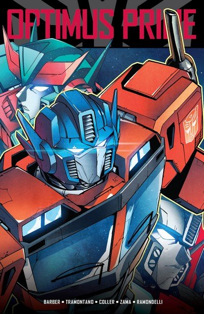 Optimus Prime Vol. 2 (TPB) (2018)