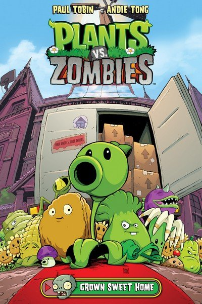 Plants vs. Zombies Vol. 4 – 10 (TPB) (2016-2018)