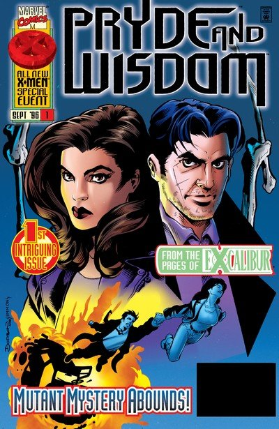 Pryde and Wisdom #1 – 3 (1996)