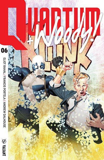 Quantum And Woody #6 (2018)