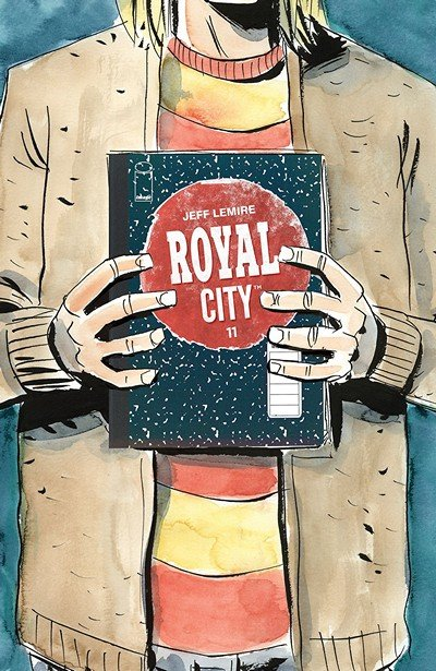 Royal City #11 (2018)