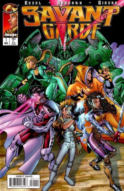 Savant Garde #1 – 7 (1997)