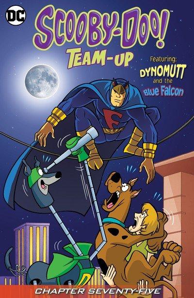 Scooby-Doo Team-Up #75 (2018)