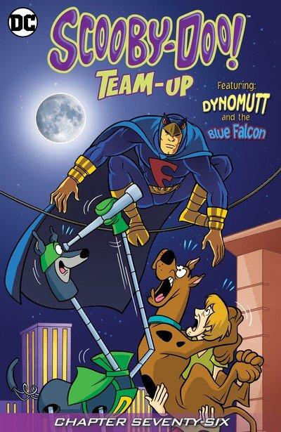 Scooby-Doo Team-Up #76 (2018)