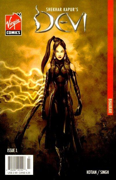 Shekhar Kapur's Devi Vol. 1 #1 – 20 (2006-2008)