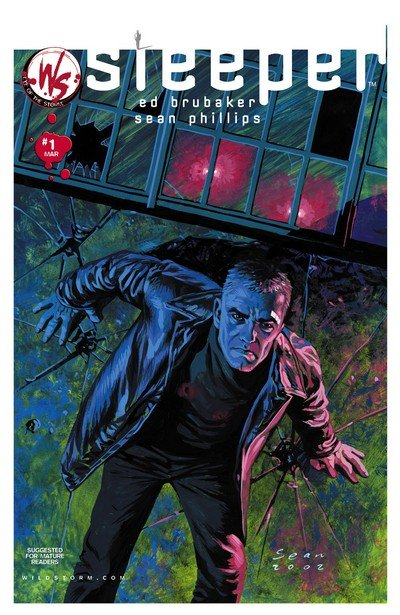 Sleeper – Season One #1 – 12 (2003-2004)