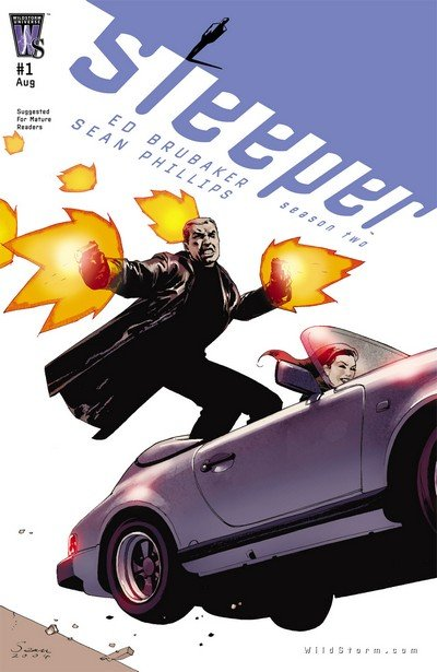 Sleeper – Season Two #1 – 12 (2004-2005)