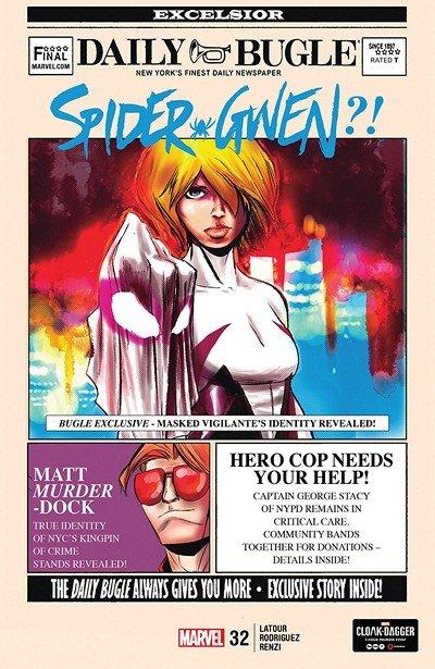 Spider-Gwen #32 (2018)
