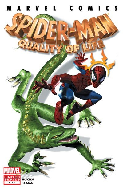 Spider-Man – Quality of Life #1 – 4 (2002)