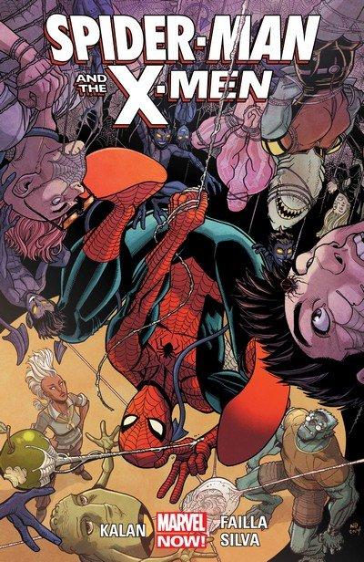 Spider-Man & The X-Men (TPB) (2015)