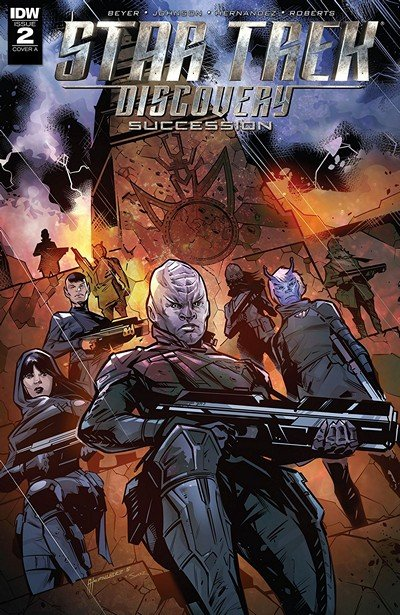 Star Trek-Discovery – Succession #2 (2018)