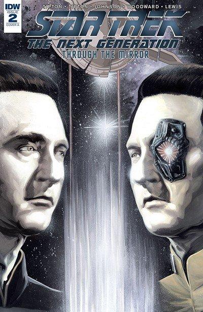 Star Trek – The Next Generation – Through The Mirror #2 (2018)