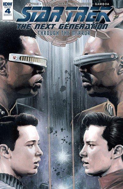 Star Trek – The Next Generation – Through The Mirror #4 (2018)