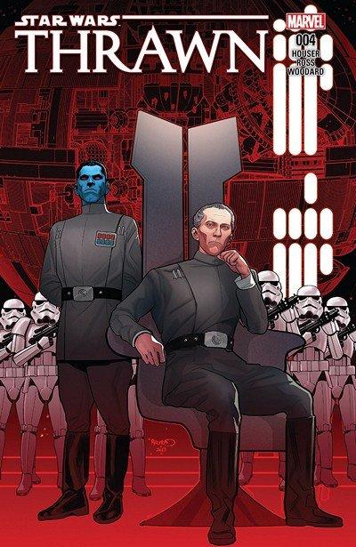Star Wars – Thrawn #4 (2018)