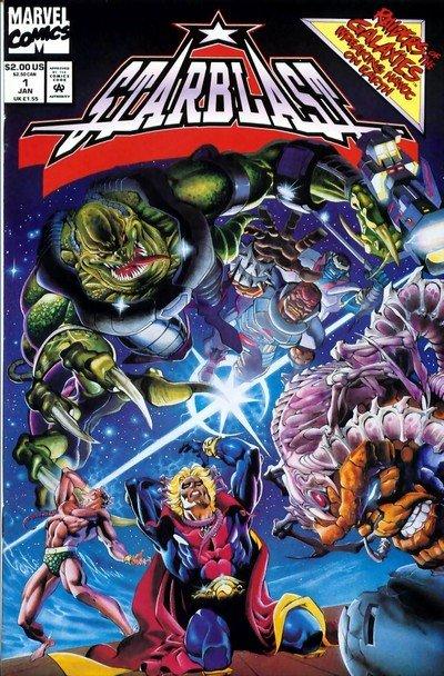 Starblast (Story Arc) (1994)