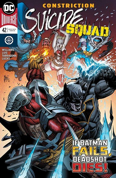 Suicide Squad #42 (2018)