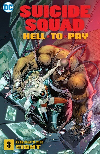 Suicide Squad – Hell to Pay #8 (2018)