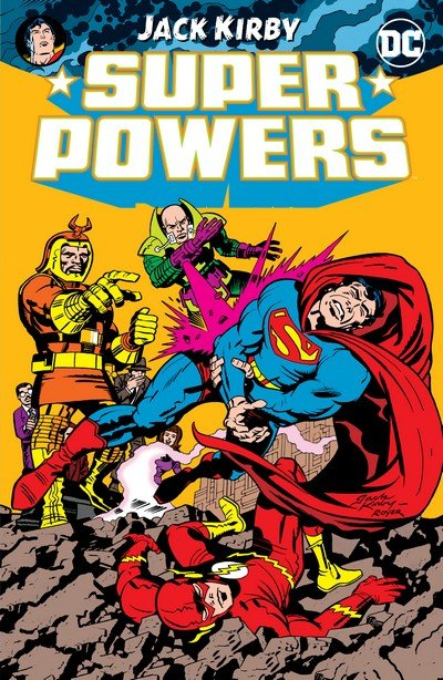 Super Powers by Jack Kirby (2018)