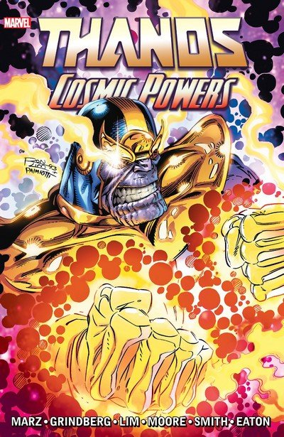 Thanos – Cosmic Powers (TPB) (2016)