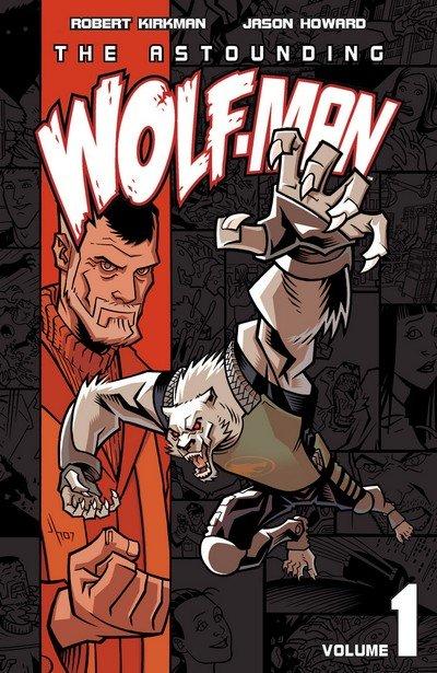 The Astounding Wolf-Man Vol. 1 – 4 (2008-2011)