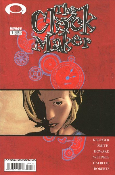 The Clockmaker #1 – 4 + Act 2 (2003-2004)