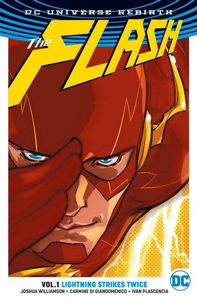 The Flash Vol. 1 – Lightning Strikes Twice (TPB) (2017)