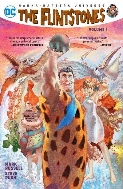 The Flintstones Vol. 1 – 2 (TPB) (2017)