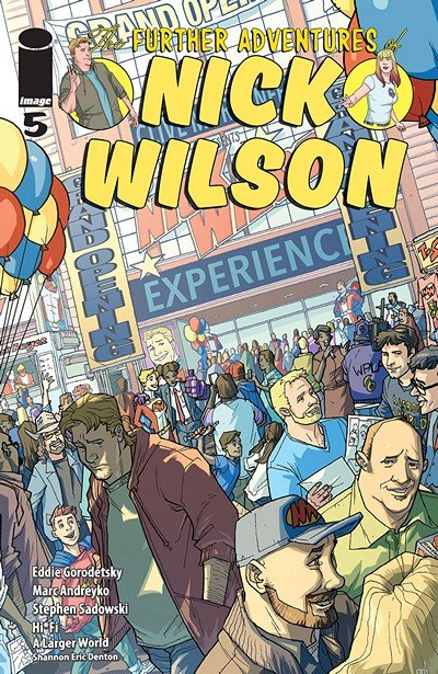 The Further Adventures Of Nick Wilson #5 (2018)