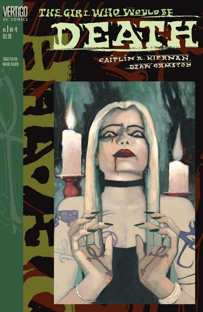 The Girl Who Would Be Death #1 – 4 (1998)