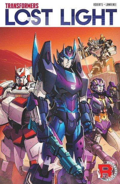 The Transformers – Lost Light Vol. 1 – 2 (TPB) (2017-2018)