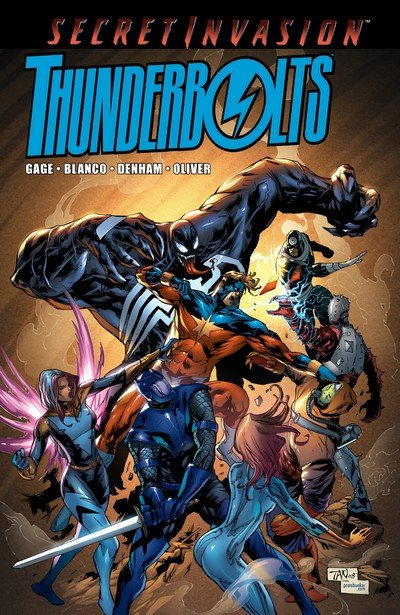 Thunderbolts – Secret Invasion (TPB) (2009)
