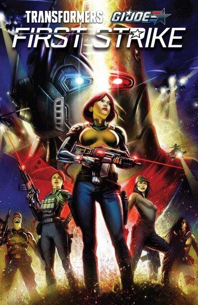 Transformers – G.I. Joe – First Strike (2018)