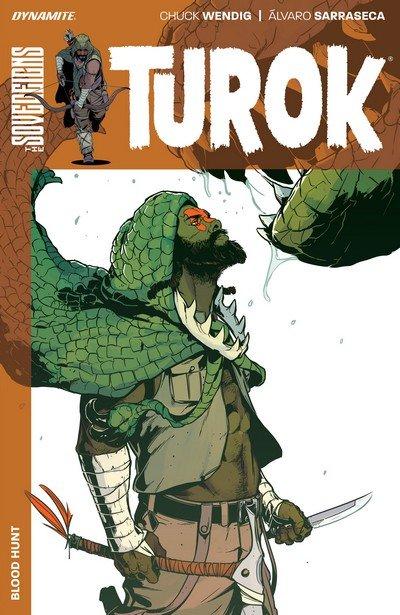 Turok Vol. 1 – Blood Hunt (TPB) (2018)