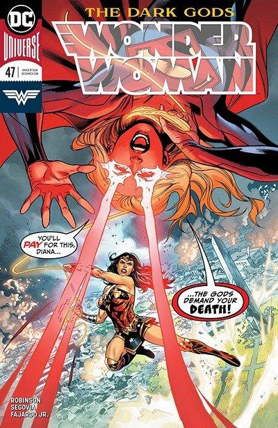Wonder Woman #47 (2018)