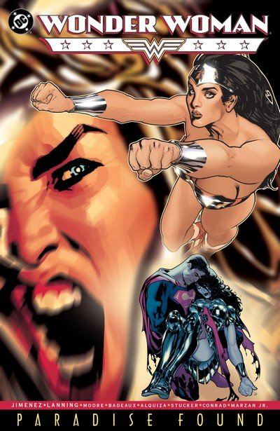 Wonder Woman – Paradise Found (TPB) (2003)