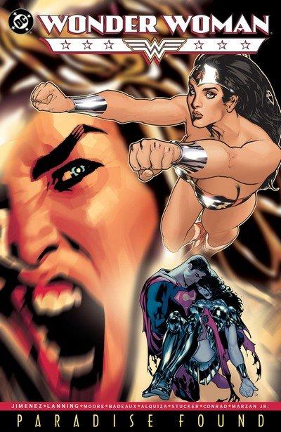 Wonder Woman – Paradise Found (TPB) (2003)