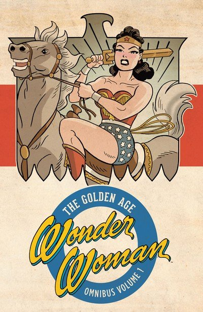 Wonder Woman – The Golden Age Vol. 1 (2017)