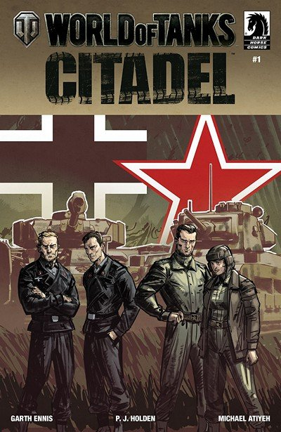 World Of Tanks – Citadel #1 (2018)