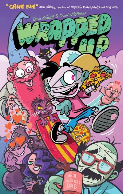 Wrapped Up Vol. 1 (TPB) (2018)