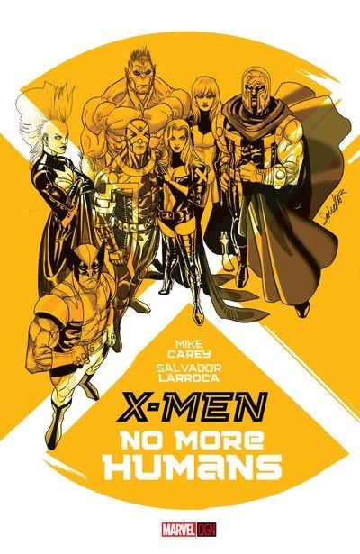 X-Men – No More Humans (OGN) (2014)