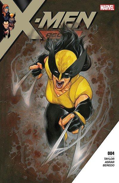 X-Men Red #4 (2018)