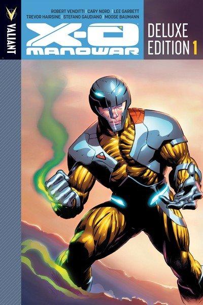 X-O Manowar – Deluxe Edition – Book 1 (2013)