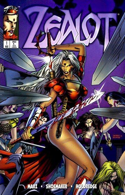 Zealot #1 – 3 (1995)