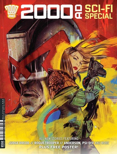 2000AD Sci-Fi Special (2018)