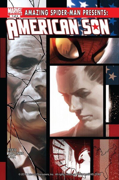 Amazing Spider-Man Presents – American Son #1 – 4 (2010)