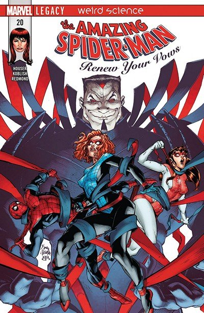 Amazing Spider-Man – Renew Your Vows #20 (2018)