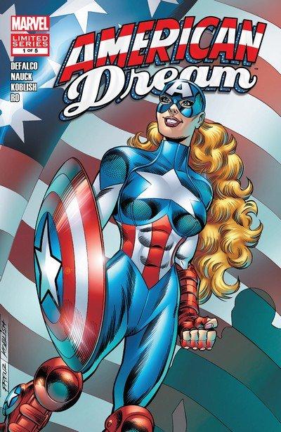 American Dream #1 – 5 (2008)