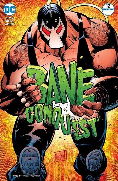 Bane – Conquest #12 (2018)