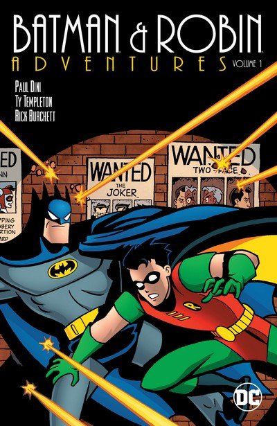 Batman & Robin Adventures Vol. 1 – 2 (TPB) (2016-2017)