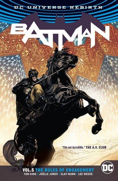 Batman Vol. 5 – The Rules of Engagement (TPB) (2018)